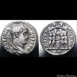 Maximianus Argenteus RIC 40