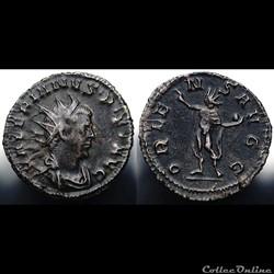 Valerianus Antoninian RIC 13, Göbl 886d