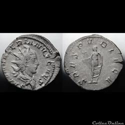 Saloninus Antoninian RIC 13, Göbl 915e