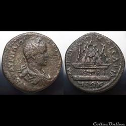 Elagabal AE 25
