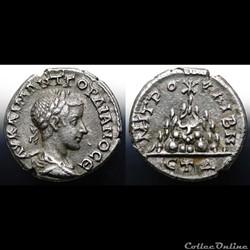 Gordian III Drachme, SYD unedited