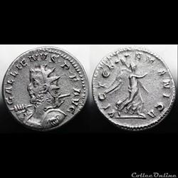 Gallienus, Göbl 875m
