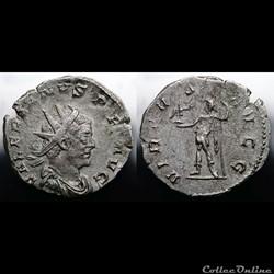 Valerianus Antoninian RIC 24, Göbl 887a