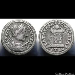 Constantin I Imitation of RIC 369