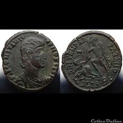 Constantius Gallus RIC 74