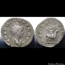 Valerianus II Antoninian RIC 3, Göbl 907...