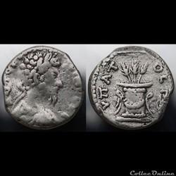 Marcus Aurelius Tridrachme