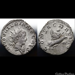 Valerianus II Antoninian RIC 9, Göbl 911...