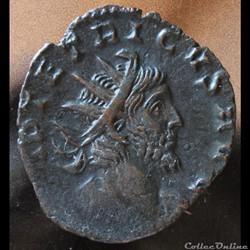 Antoninian Tetricus RIC 71