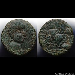 Constantius II (Barbaric imitation, fall...