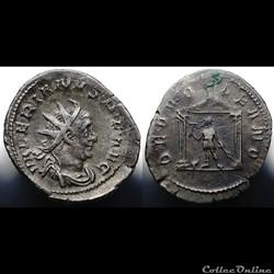 Valerianus Antoninian, Göbl 884