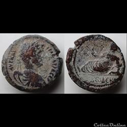 munzen antike vor j bi nach romische provinzial hadrian hemidrachm alexandria egypt