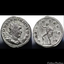 Valerianus Antoninian RIC 10, Goebl 868c