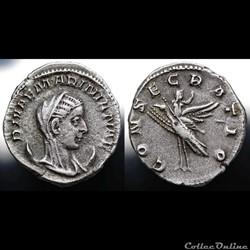 Mariniana Antoninian RIC 6, Eauze 1321