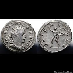 Valerianus Antoninian RIC 12, Göbl 868h