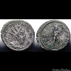 Antoninian Postumus RIC 299