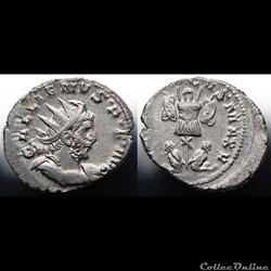 Gallienus, Göbl 872n