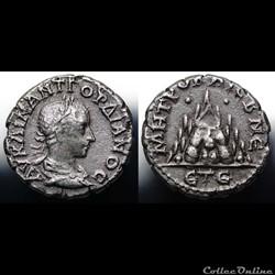 Gordian III Didrachme, SYD 604a