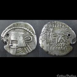 Ekbatana, Artaban IV, drachm