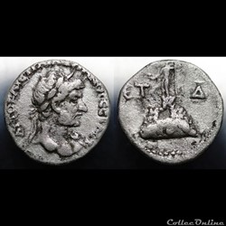 Hadrian Hemidrachme