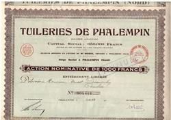 Tuilerie de Phalempin