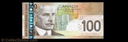 billet de 100 dollars 2003