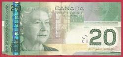 billet de 20 dollars 2004