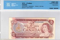 billet 2 dollars