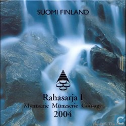Finlande - Série officielle BU - 2004 - 2/