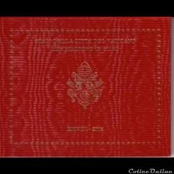 Vatican - Série officielle BU - 2008
