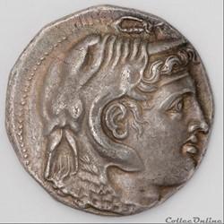 Alexandre Le Grand vu par Ptolémée