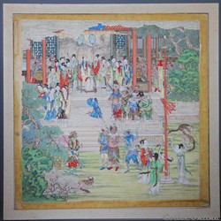 Chine peinture 2