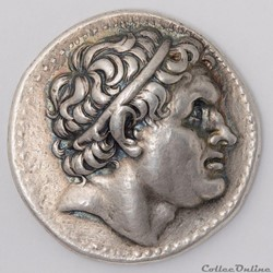 Seleucos 1er Nicator vu par Phileitairos