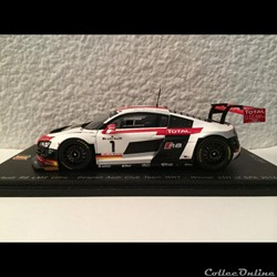AUDI  R8  LMS  ULTRA  WRT  -  24h  SPA  ...