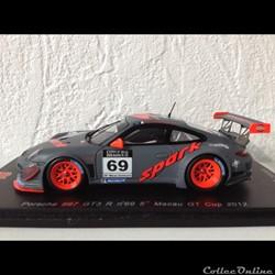 PORSCHE  997  GT3  R  -  GT CUP  MACAU  ...