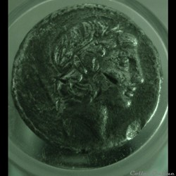 monnaie antique romaine denier crepusia
