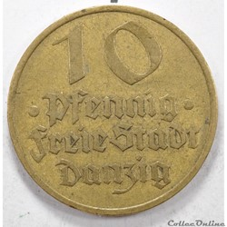 0,1Reichsmark3e Reich 1932 Carpe