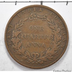 1/4	Livre	East india company quarter ann...