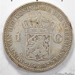 1GuldenWilhelmina1929
