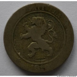 5 centimes 1864