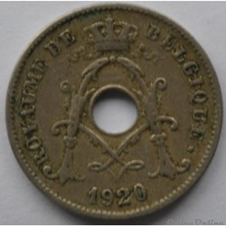 10 centimes 1920