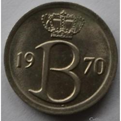 25 centimes 1970 (nl)