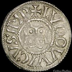 Louis Ier le Pieux (814-840) - Denier