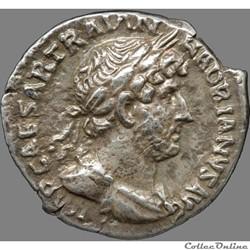 Hadrien (117-138) - Denier -