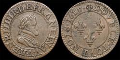 CGKL 222 - Henri IV - Double tournois 16...