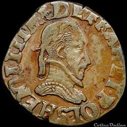 CGKL 134 - Henri III - Double tournois 1...