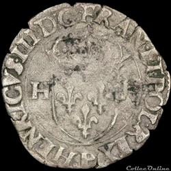 Henri III (1574-1589) - Douzain - 1587 P...