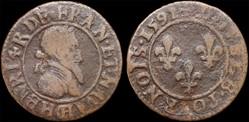 CGKL 166 - Henri IV - Double tournois 15...