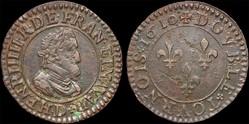CGKL 204 - Henri IV - Double tournois 16...