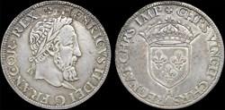 Henri II (1547-1559) - Teston - Non daté...